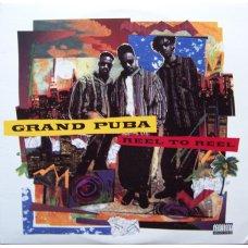 Grand Puba - Reel To Reel, 2xLP