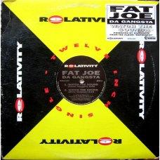 "Fat Joe Da Gangsta - Watch The Sound, 12"", Promo"