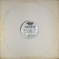 "Willie D. - Clean Up Man, 12"", Promo"