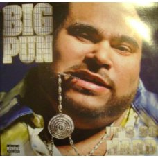 Big Pun - It's So Hard, 12""