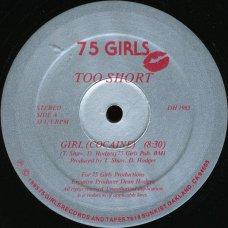 "Too Short - Girl (Cocaine) / Shortrapp, 12"""