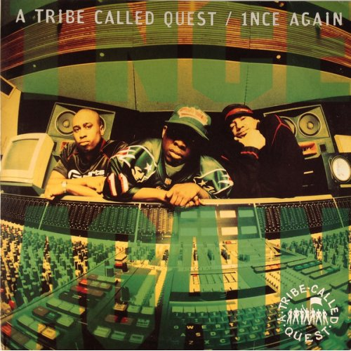 A Tribe Called Quest - 1nce Again, 12""
