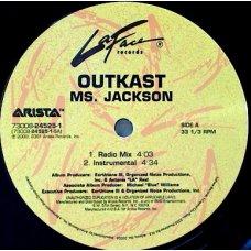 """OutKast - Ms. Jackson / Sole Sunday, 12"""""""