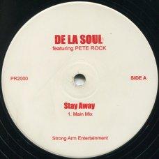 """De La Soul - Stay Away, 12"""""""