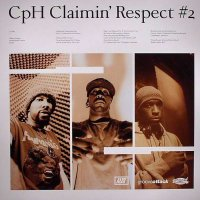 The Boulevard Connection - CpH Claimin' Respect #2 / G.A. (Remix), 12""