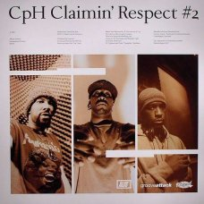 """The Boulevard Connection - CpH Claimin' Respect #2 / G.A. (Remix), 12"""""""