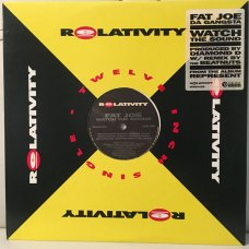 "Fat Joe Da Gangsta - Watch The Sound (Remix), 12"", Promo"