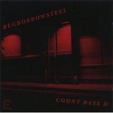 Count Bass D - Begborrowsteel, 2xLP