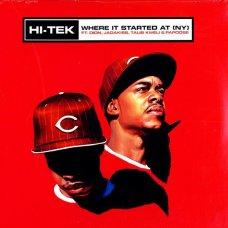 "Hi-Tek - Where It Started At [NY] / Can We Go Back, 12"""