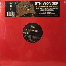 """9th Wonder - Brooklyn In My Mind (Crooklyn Dodgers III), 12"""""""