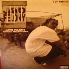 "Jayo Felony - Niggas And Bitches / Sherm Stick, 12"""
