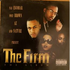 The Firm - The Album, 2xLP