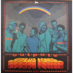 "Stylus Force - Outputs, 12"", EP"