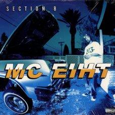 MC Eiht - Section 8, 2xLP