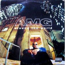 """AMG - Around The World, 12"""""""
