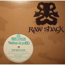 "Yeshua daPoED - Directions / The Head Bop, 12"", Promo"