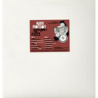 Mark Ronson - Here Comes The Fuzz, LP, Promo