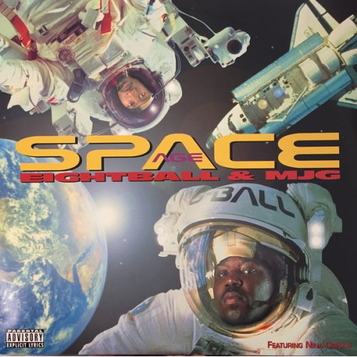 Eightball & M.J.G. - Space Age, 12""