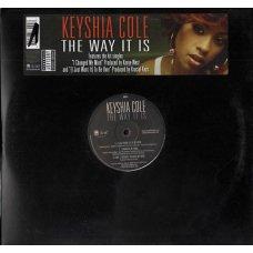 Keyshia Cole - The Way It Is, 2xLP, Promo