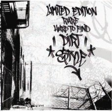 DJ Q-Bert - Limited Edition Rare Hard To Find Dirt Style, LP