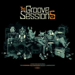 Chinese Man - The Groove Sessions Vol. 5, 2xLP