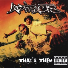 Artifacts - That's Them, CD