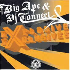 Big Ape & DJ Connect - Explosive Exclusives, CD