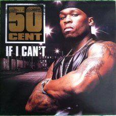 "50 Cent - If I Can't, 12"", Promo"