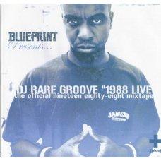 Blueprint - 1988 Live: The Official Nineteen Eighty-Eight Mixtape, CD, Mixtape