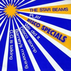 The Star Beams - Play Disco Specials, LP, Reissue
