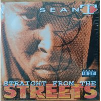 Sean T - Straight From The Streets, 2xLP, Reissue