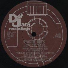 "Beastie Boys - Rock Hard, 12"""