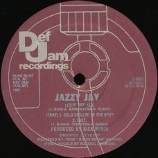 """Jazzy Jay - Def Jam / Cold Chillin' In The Spot, 12"""""""