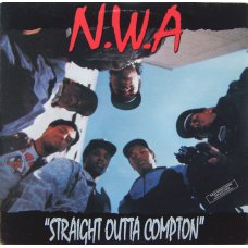 N.W.A - Straight Outta Compton, LP