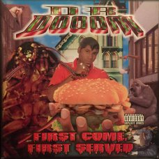 Dr. Dooom - First Come, First Served, 2xLP