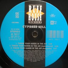 Cypress Hill - Throw Your Hands In The Air, 12""
