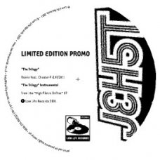 "Jehst - The Trilogy (Remix), 12"", Promo, Single Sided"