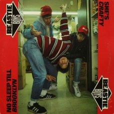 "Beastie Boys - No Sleep Till Brooklyn / She's Crafty, 12"""