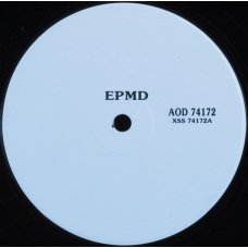 """EPMD - Crossover / Brothers From Brentwood L.I., 12"""", Test Pressing"""