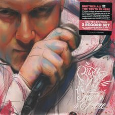 Brother Ali - The Truth Is Here, 2xLP + DVD