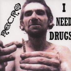 Necro - I Need Drugs, 2xLP, Reissue