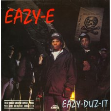 Eazy-E - Eazy-Duz-It, LP