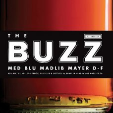 "MED, Blu, Madlib - The Buzz, 12"", EP"