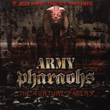 Jedi Mind Tricks Presents: Army Of The Pharaohs - The Torture Papers, 2xLP, Reissue