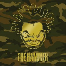 "Jeru The Damaja - The Hammer, 12"", EP"