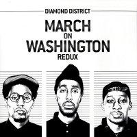 "Diamond District - March On Washington Redux, LP + 7"""