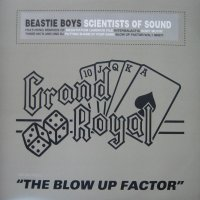 """Beastie Boys - Scientists Of Sound - The Blow Up Factor, 12"""", EP"""