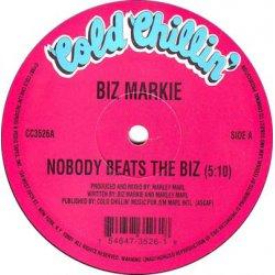 "Biz Markie - Nobody Beats The Biz, 12"", Reissue"