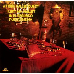 "A Tribe Called Quest - I Left My Wallet In El Segundo / Pubic Enemy, 12"""