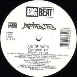"""Artifacts - Art Of Facts, 12"""""""